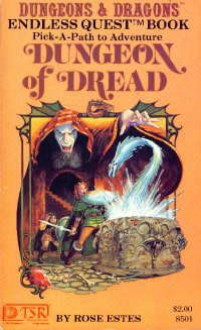 Dungeon of Dread - Rose Estes