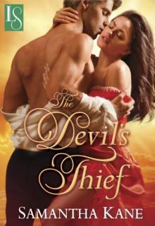 The Devil's Thief (The Saint's Devils #1) - Samantha Kane