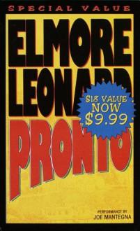 Pronto - Elmore Leonard, Joe Mantegna