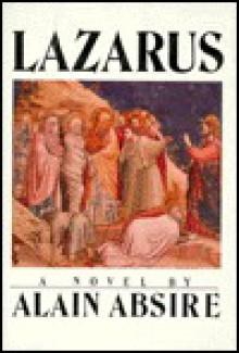 Lazarus (hardback) - Alain Absire