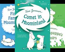 Moomins (8 Book Series) - Tove Jansson, Tove Jansson, Elizabeth Portch, Thomas Warburton, Kingsley Hart