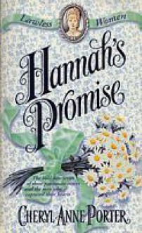 Hannahs Promise - Cheryl Anne Porter