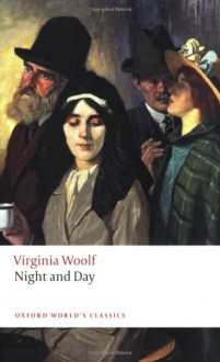 Night and Day - Virginia Woolf, Suzanne Raitt