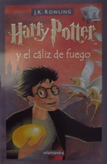 Harry Potter y el cáliz de fuego - J.K. Rowling