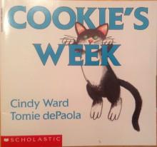 Cookie's Week - Cindy Ward,Tomie dePaola