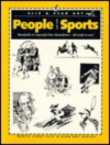 People Doing Sports: Hundreds of Copyright-Free Illustrations - North Light Books