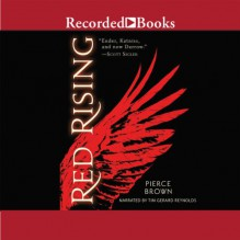 Red Rising - Pierce Brown, Tim Gerard Reynolds