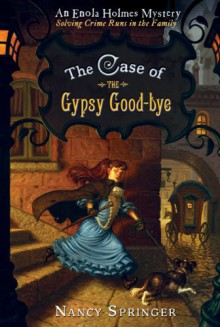 The Case of the Gypsy Good-Bye (Audio) - Nancy Springer, Katherine Kellgren