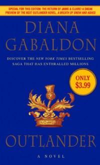 Outlander (Turtleback School & Library Binding Edition) - Diana Gabaldon