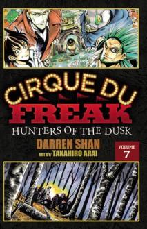 Hunters of the Dusk - Darren Shan, Takahiro Arai