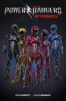 Saban's Power Rangers: Aftershock (Mighty Morphin Power Rangers) - Lucas Werneck, Ryan Parrott