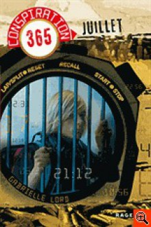 Conspiration 365 - Juillet - Gabrielle Lord