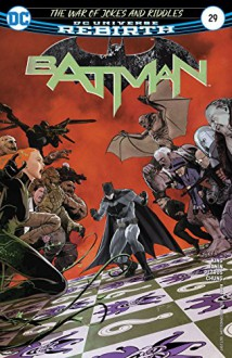 Batman (2016-) #29 - Tom King,June Chung,Mikel Janin,Hugo Petrus