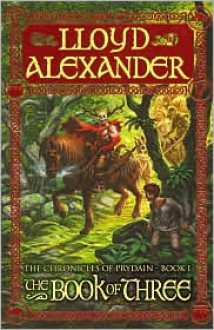 The Book of Three (Chronicles of Prydain Series #1) -