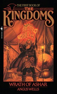 Wrath of Ashar - Angus Wells, Larry Elmore