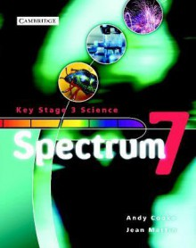 Spectrum Year 7 Class Book - Andy Cooke, Jean Martin