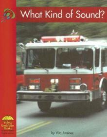 What Kind of Sound? - Vita Jimenez