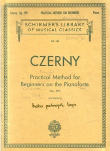 Carl Czerny, Practical Method for Beginners on the Piano Forte Vol.146 - Giuseppe Buonamici