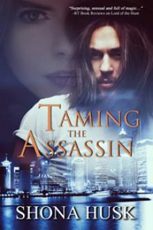 Taming the Assassin - Shona Husk
