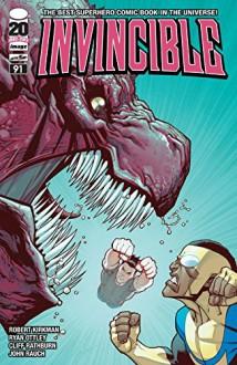 Invincible #91 - Ryan Ottley,Cliff Rathburn,Robert Kirkman
