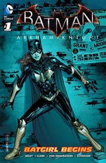 Batman: Arkham Knight - Batgirl Begins (2015) #1 (Batman Arkham Knight: Batgirl Begins (2015)) - Tim Seeley,Matthew Clark