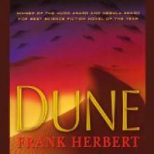 Dune - Frank Herbert,Orlagh Cassidy,Scott Brick,Euan Morton