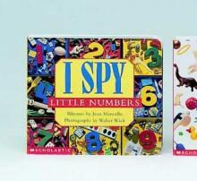 I Spy Little Numbers - Jean Marzoll0, Jean Marzoll0, Walter Wick