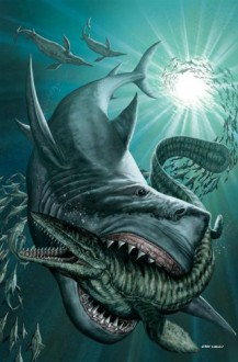 Discovery Channel's Megalodon & Prehistoric Sharks - Shaene Siders, Neo Edmund, Joe Brusha, Ralph Tedesco
