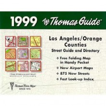Los Angeles/Orange Counties Steet Guide and Directory - Thomas Bros. Maps