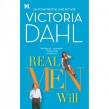 Real Men Will (Donovan Brothers Brewery, #3) - Victoria Dahl