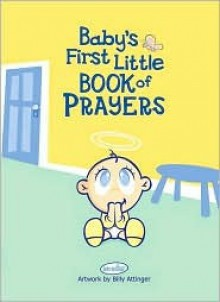 Baby's First Little Book Of Prayers - Wee Witness