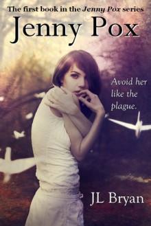 Jenny Pox (The Paranormals #1) - J.L. Bryan
