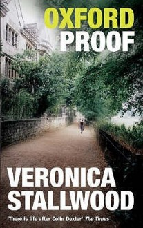 Oxford Proof (Kate Ivory #10) - Veronica Stallwood