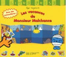 Les vacances de Monsieur Malchance - Roger Hargreaves
