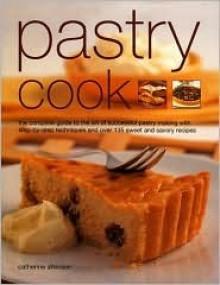 Pastery Cook - Catherine Atkinson