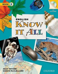 English Know It ll: Student Book with CD Pack 1 - Sean Snyder, Shawn McClelland