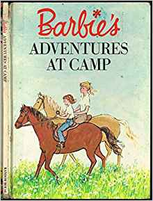 Barbie's Adventures at Camp - Carl Memling, Burmah Burris
