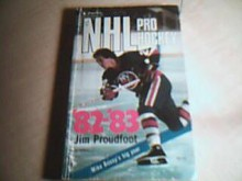 NHL Pro Hockey '82-'83 - Jim Proudfoot