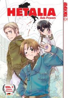 Hetalia: Axis Powers, Vol. 1 - Hidekaz Himaruya