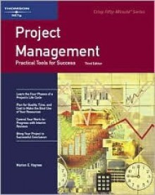 Project Management - Marion E. Haynes