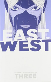 East of West Volume 3: There Is No Us TP - Jonathan Hickman, Nick Dragotta