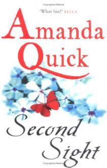 Second Sight (Arcane Society, #1) - Amanda Quick