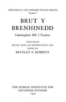 Brut Y Brenhinedd (Mediaeval & Modern Welsh) - Brynley F. Roberts