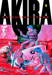 Akira, Vol. 1 - Katsuhiro Otomo