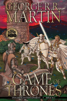 A Game of Thrones: Comic Book, Issue 13 - Daniel Abraham, George R.R. Martin, Tommy Patterson, Mike S. Miller