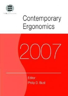 Contemporary Ergonomics - Philip D. Bust