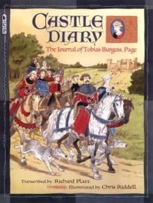 Castle Diary: The Journal of Tobias Burgess, Page - Richard Platt