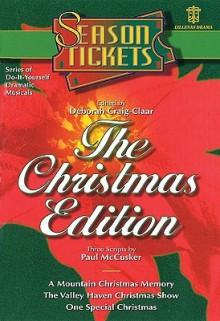 Season Tickets - The Christmas Edition - Paul McCusker
