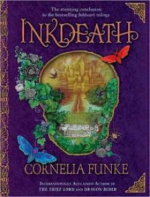 Inkdeath - Anthea Bell, Cornelia Funke