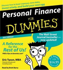 Personal Finance For Dummies CD 5th Edition (For Dummies (Lifestyles Audio)) - Eric Tyson, Brett Barry